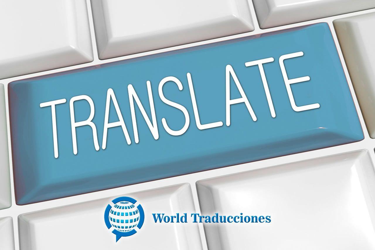 Que es la traducción